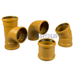 Buy 110mm UPVC Drainage Pipes & Fittings