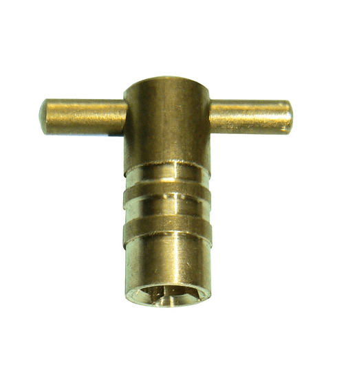 Radiator Key Standard - 1/4