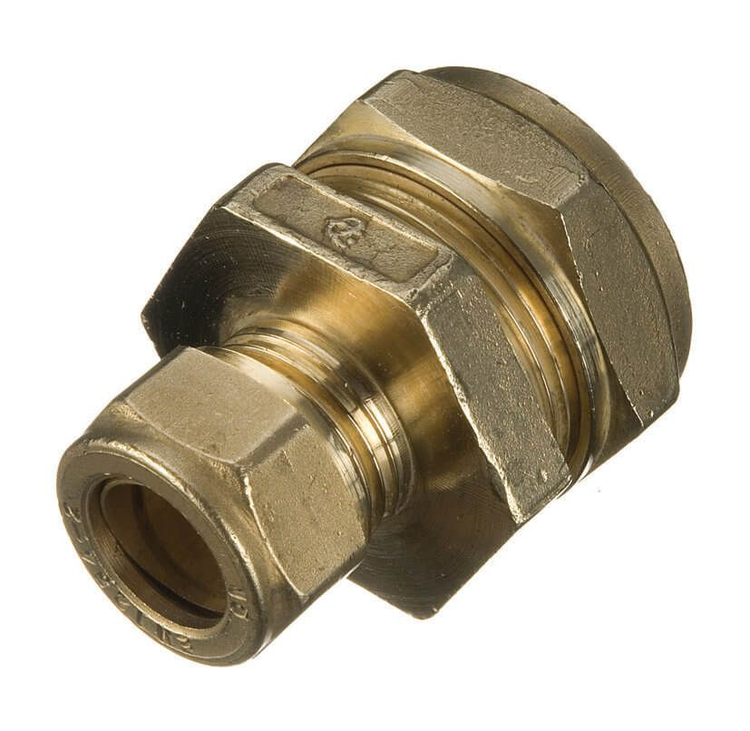 Compression Reducing Coupling - 15mm x 8mm
