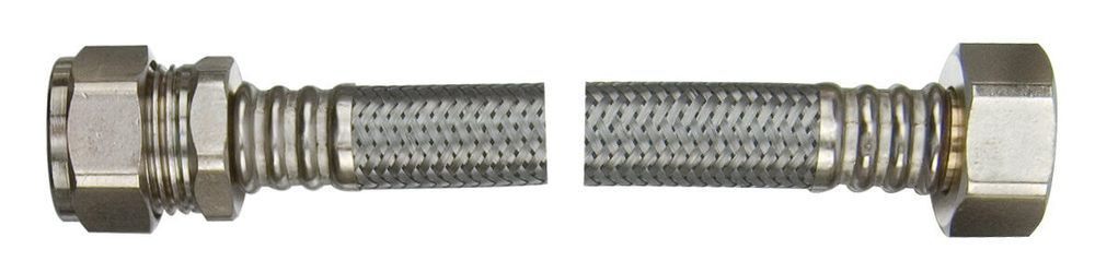 Flexible Tap Connector - 15mm x 1/2