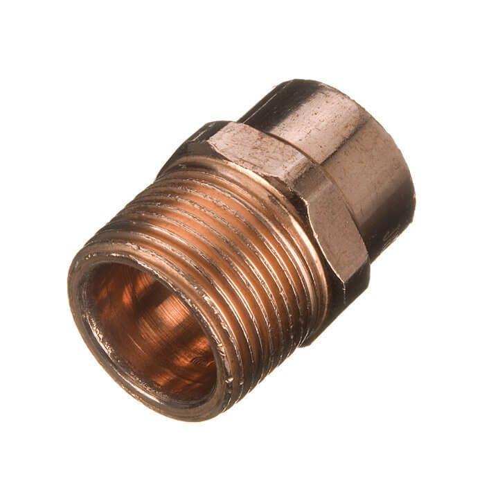 Endfeed Male Iron Adaptor - 28mm x 1