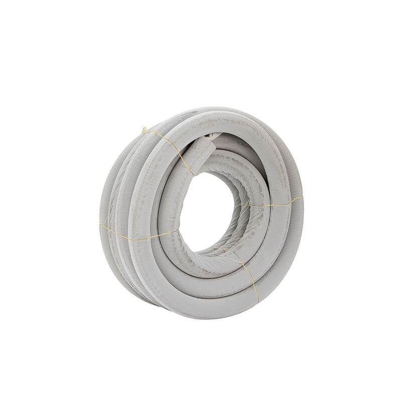 Perforated Filter Drain Pre Wrapped - 80mm (O.D.) x 50mtr Coil