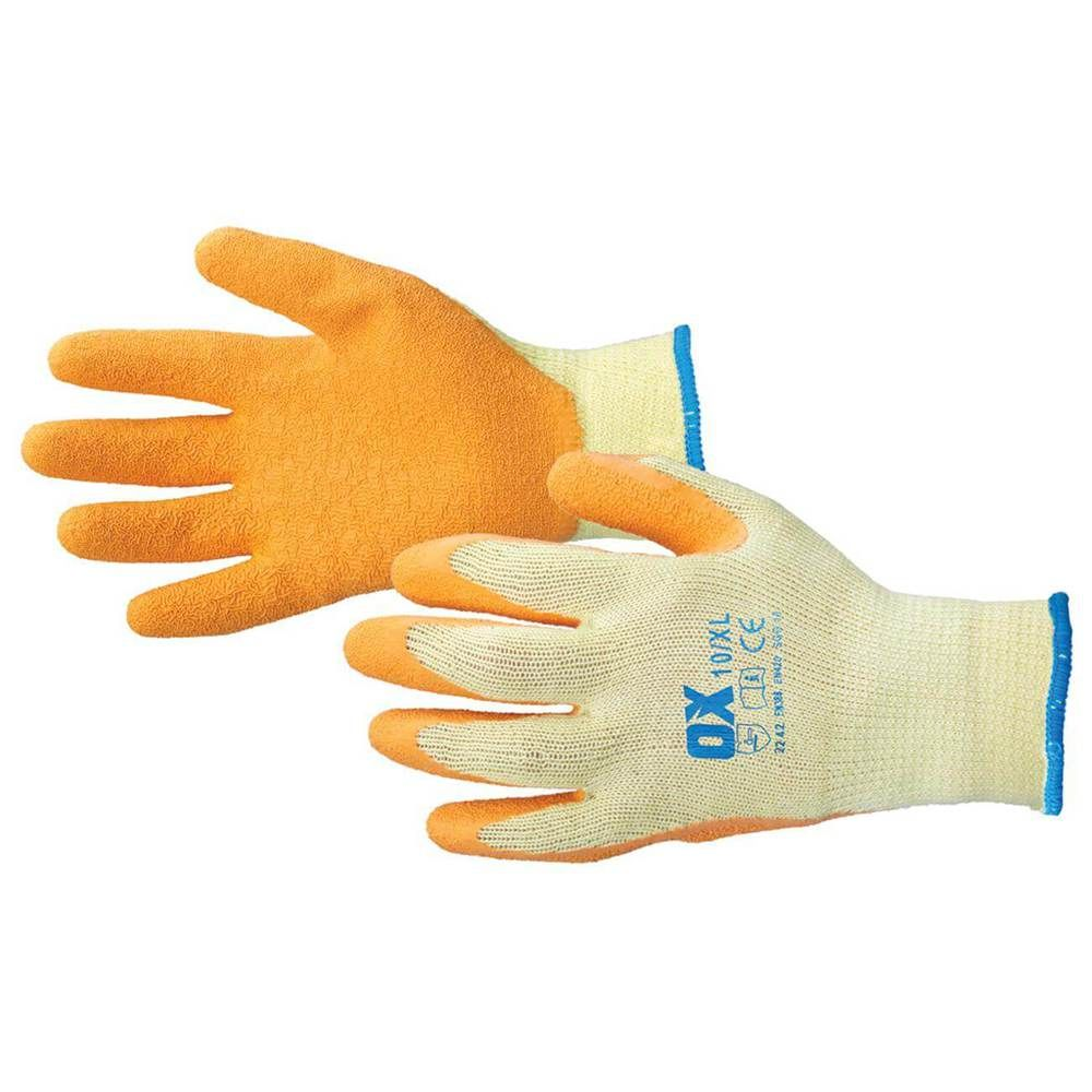 Latex Grip Glove - Medium