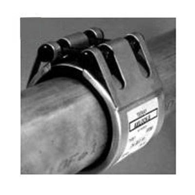 Cast Iron Halifax Soil Coupling Zinc Plated High Performance - 100mm