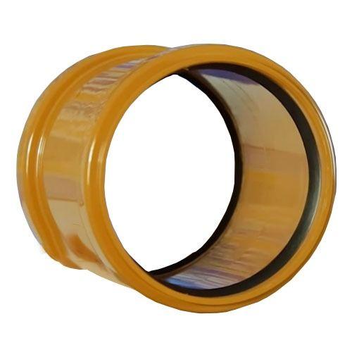 Drainage Slip Coupling Double Socket - 110mm