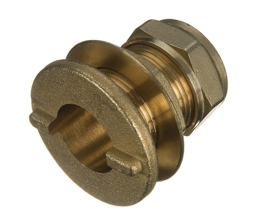 Compression Tank Connector - 15mm