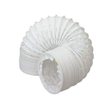 Easipipe Round Ventilation Duct Flexible PVC Hose - 150mm x 6mtr
