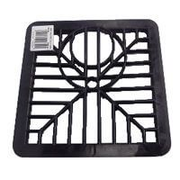FloPlast Drainage Square Gully Grid - 110mm