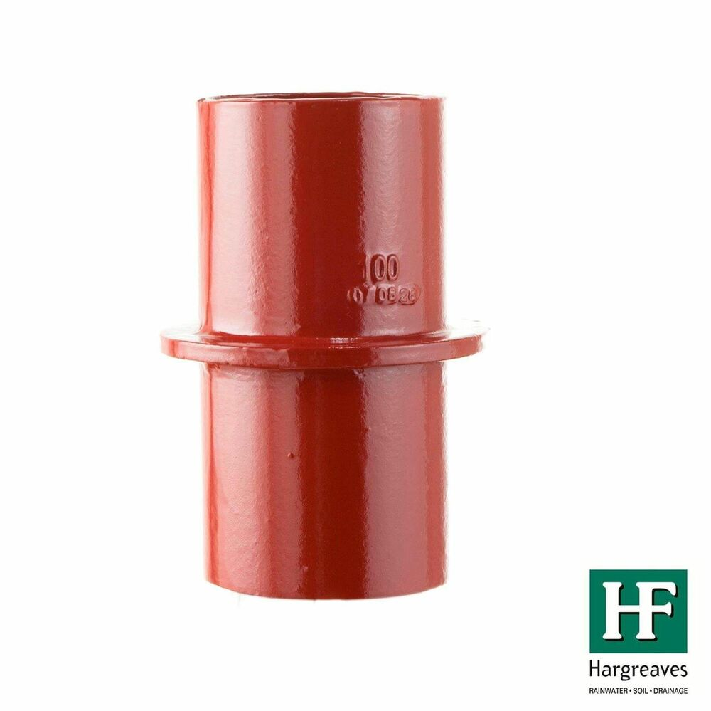 Cast Iron Halifax Soil Pipe Stack Support - 100mm