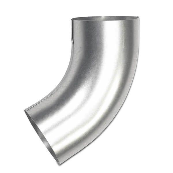 Steel Downpipe Bend - 60 Degree x 100mm Galvanised