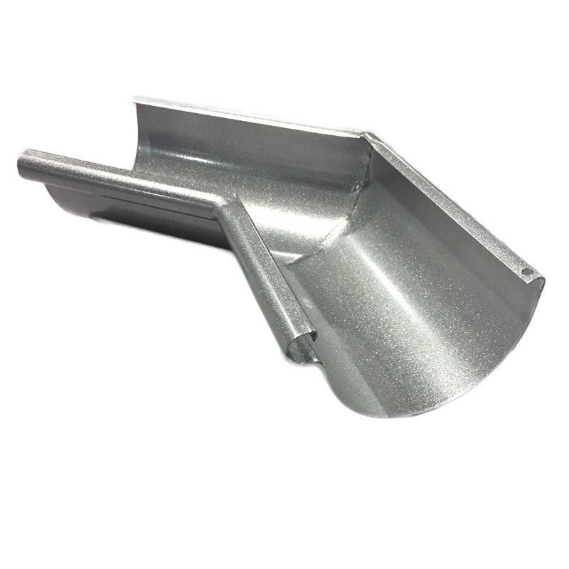 Steel Gutter lnternal Angle - 135 Degree x 150mm Galvanised