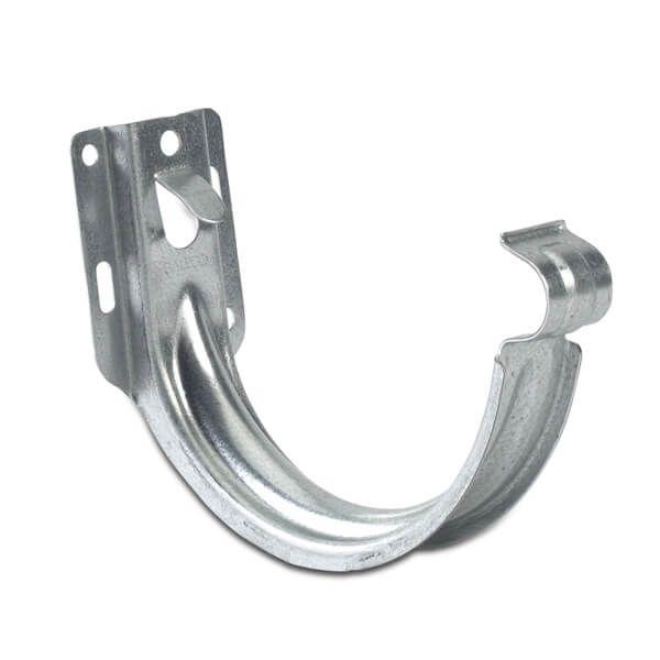 Steel Gutter Fascia Bracket - 150mm Galvanised