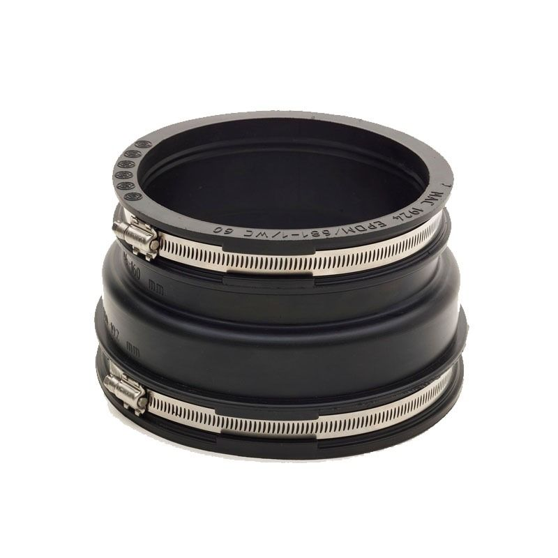 Plumbing Flexible Coupling Stepped - 32-40mm to 24-32mm