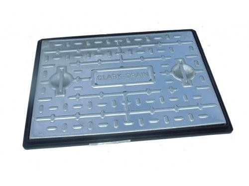 Steel Manhole Cover - 2.5 Tonne x 450mm x 450mm - OUT OF STOCK