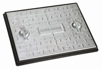 Steel Manhole Cover - 5 Tonne x 600mm x 450mm