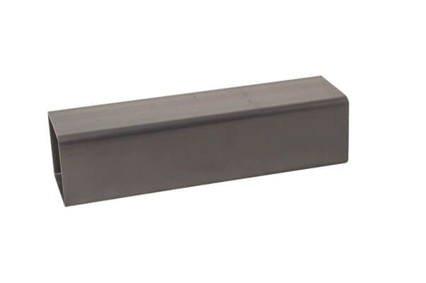 Square Downpipe - 65mm x 2.5mtr Anthracite Grey
