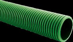 Twinwall Utility Duct CATV - 94mm (I.D.) x 6mtr Green