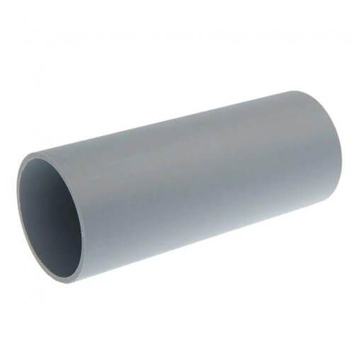 BT Duct - 96mm x 6mtr Grey