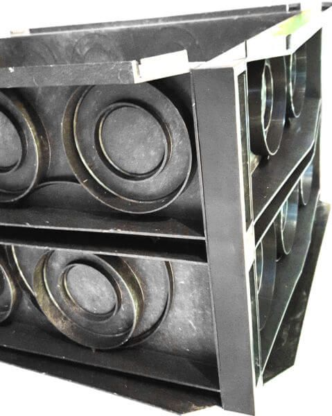 Duct Access Chamber - 450mm x 450mm x 320mm