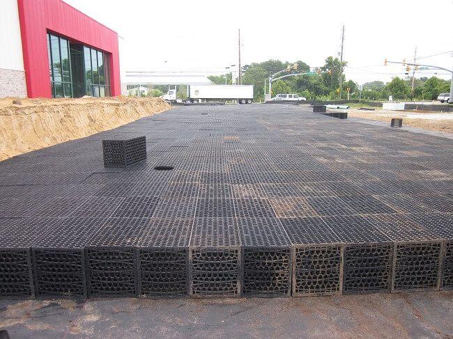 Rainsmart Shallow Crate 50 Cubic Metre Flat Pack