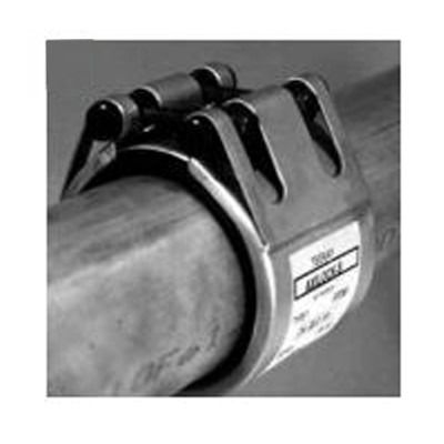 Cast Iron Halifax Soil Coupling Zinc Plated High Performance - 100mm