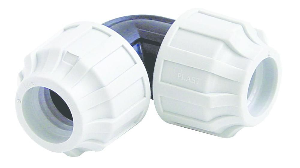 MDPE Elbow - 63mm