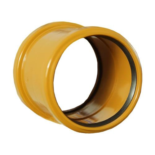 Drainage Coupling Double Socket - 110mm - Pack of 50