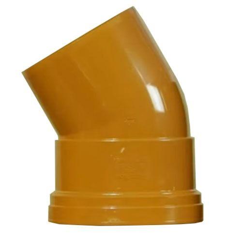 Drainage Bend Single Socket - 30 Degree x 110mm