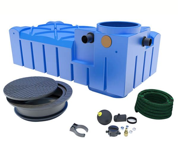 Stormsaver Package - 5000L