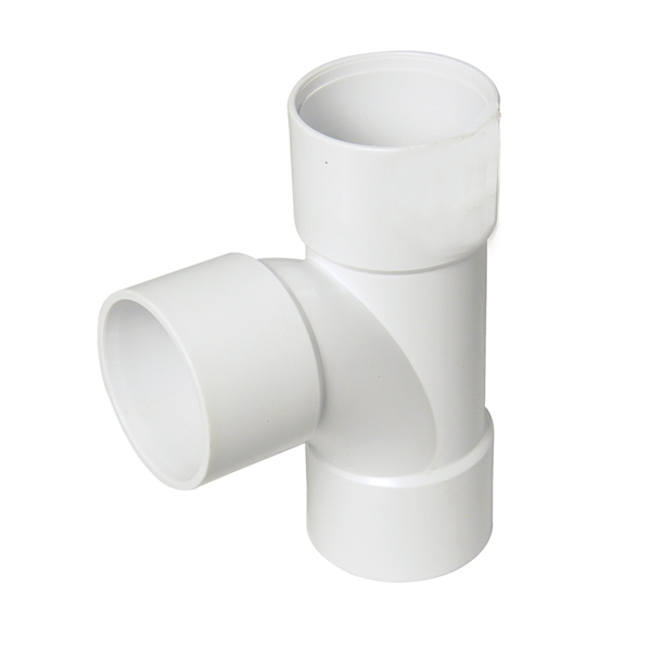 Solvent Weld Waste Tee - 32mm White
