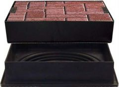 Manhole Cover Recessed - 3.5 Tonne x 300mm x 300mm x 80mm for 300mm Circular Chambers