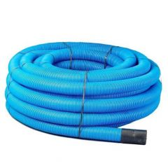 Flexi Duct - 110mm (O.D.) x 50mtr Blue Coil
