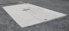 BT Quadbox Duct Access Cover Concrete - for 1310mm x 610mm Chamber