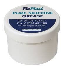 Silicone Grease 100G Tube ( 5220Wf ) Operating Temp -50 To+280 ( Millersil 2 )