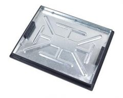 Manhole Cover Recessed - 5 Tonne x 600mm x 450mm x 46mm