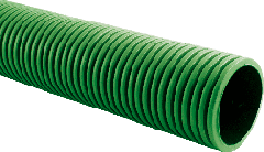 Twinwall Utility Duct CATV - 94mm (I.D.) x 6mtr Green