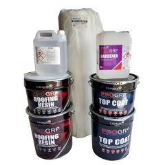 PRO GRP Roofing Kit - for 15SQM Roofs