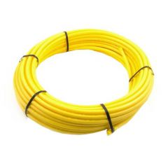 MDPE Gas Pipe - 32mm x 50mtr Yellow