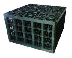 Rainsmart Soakaway Crate Assembled - Heavy 65 Tonne Shallow