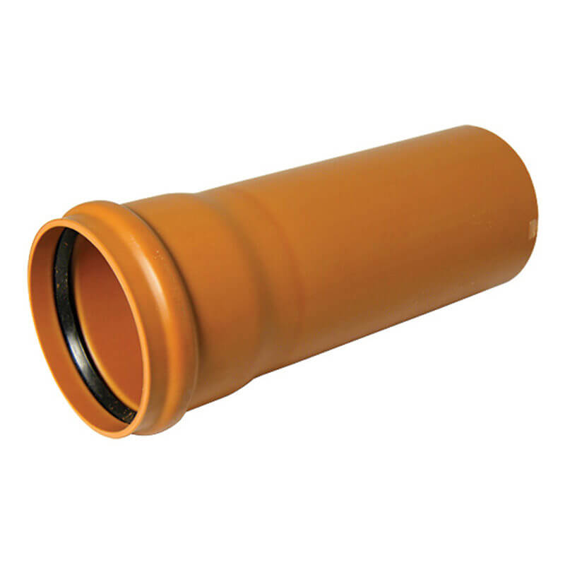 110mm Socketed Drainage Pipe